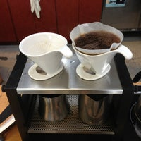 Photo taken at Bee Coffee Roasters by Tom B. on 6/29/2013