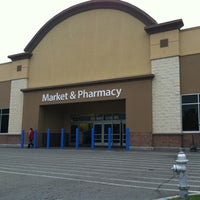 Photo taken at Walmart Supercenter by Brandon M. on 11/7/2012