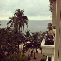 Photo taken at Costabella Tropical Beach Hotel by Verarose E. on 6/23/2013