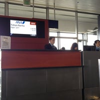Photo taken at Concourse S Terminal by Angela G. on 7/20/2013