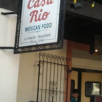 Photo taken at Casa Rio by Jamee on 10/9/2012