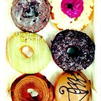 Photo taken at Krispy Kreme Doughnuts by Eunice K. on 3/19/2013