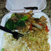 Photo taken at Panda Express by Don N. on 1/16/2014