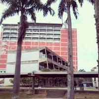 Photo taken at Universidad Central de Venezuela by Victoria T. on 3/14/2013