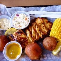 Photo taken at Dewey Destin's Seafood & Restaurant by Fargie . on 7/3/2013