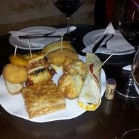 Photo taken at Restaurante El Tejar by Paco v. on 4/6/2013