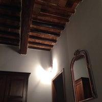 Photo taken at Hotel Antica Torre by Dari on 4/16/2014