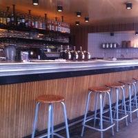 Photo taken at Bar du Matin by Jacky D. on 11/28/2012