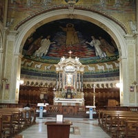 Photo taken at Basilica S.Cosma e Damiano by Omar David S. on 6/23/2016