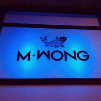 Photo taken at Mr Wong by Piwy C. on 6/20/2013