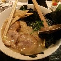 Photo taken at Slim Taste 纤味拉面馆 by Denis A. on 8/8/2014