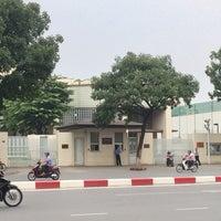 Photo taken at Đại Sứ Quán Nhật (Japanese Embassy) by UPFG on 9/23/2016