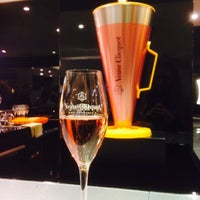 Photo taken at Veuve Clicquot by Mrs B. on 3/14/2015