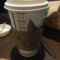 Photo taken at Starbucks by Siân B. on 4/16/2016