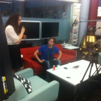 Photo taken at Frederator Studios by Nathaniel P. on 1/13/2013