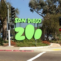 Photo taken at San Diego Zoo by Şeyma R. on 3/30/2013
