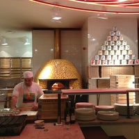 Photo taken at Franco Manca by Paul on 12/18/2012