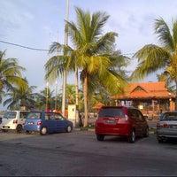 Photo taken at Dataran Kuala Besut by Noriman A. on 6/10/2013