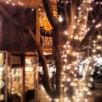 Photo taken at Java on Sherman by Grove A. on 12/1/2013