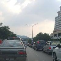 Photo taken at Simpang Masuk Ukay Perdana by Nurhasni A. on 8/18/2015