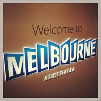Photo taken at Melbourne Airport (MEL) by Vaughan E. on 12/23/2012