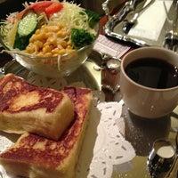 Photo taken at CAFE AALIYA by hemoya S. on 3/22/2013