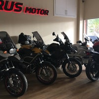 Photo taken at İkarus Motor by Onur D. on 11/7/2016