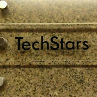 Photo taken at TechStars HQ by Mary H. on 7/18/2014