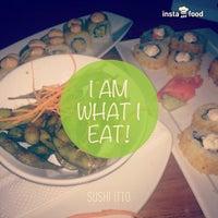 Photo taken at Sushi Itto by Imara S. on 6/14/2013