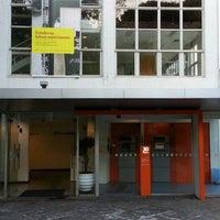 Photo taken at Instituto Moreira Salles by Rogério S. on 7/20/2013