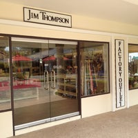 Jim Thompson Outlet Store