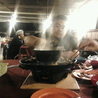 Photo taken at Bbq Land Kuang by En A. on 2/6/2013