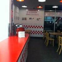 Photo taken at Five Guys by Steven L. on 12/12/2012