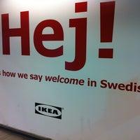 Photo taken at IKEA by Steven L. on 4/2/2013