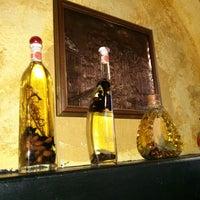 Photo taken at Cafe Pita+ by Ivan C. on 8/3/2013