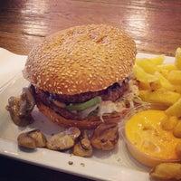 Photo taken at Burger Bar by Александр Б. on 5/8/2013