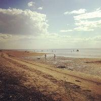 Снимок сделан в Ягринский пляж пользователем AL G. 6/9/2013