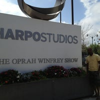 Photo taken at Harpo Studios by Anthony C. on 9/3/2013