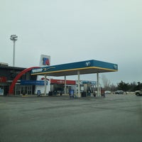 Photo taken at TravelCenters of America by Anthony C. on 12/31/2012