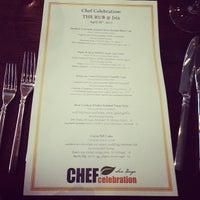 Photo taken at Jsix Restaurant by Kelly O. on 5/1/2013