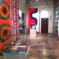 Photo taken at Dekoratīvās mākslas un dizaina muzejs   Museum of Decorative Arts and Design by Samanta M. on 12/16/2012