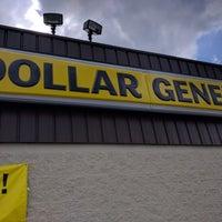 Photo taken at Dollar General by Chris M. on 5/29/2016