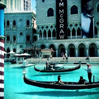 Photo taken at Venetian Canal by Isabella K. on 4/20/2013