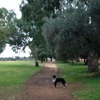 Photo taken at Victoria Park by Meg D. on 5/4/2014