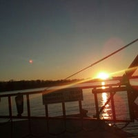 Photo taken at Golden Eagle Ferry by Kaitlin (Irish) G. on 12/15/2012