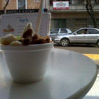 Photo taken at Top It by Pilar S. on 6/7/2013