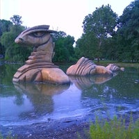 Photo taken at John Ball Zoo by Weird R. on 8/9/2014