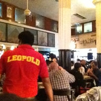 Photo taken at Leopold Café by Dahlia B. on 1/18/2013