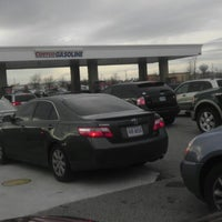 Photo taken at Costco Gas by Michael P. on 3/5/2013