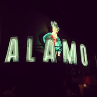 Photo taken at Alamo Drafthouse Cinema – Village by Jon T. on 11/24/2012